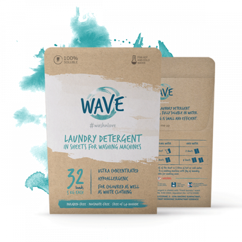 Wave skalbiklis